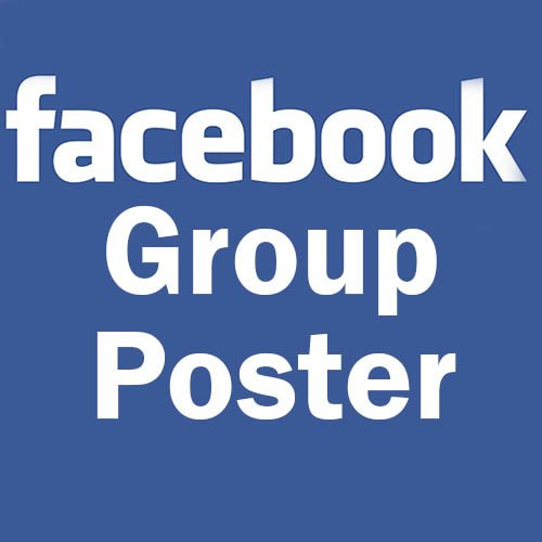 Facebook group poster – Smart Auto Tool
